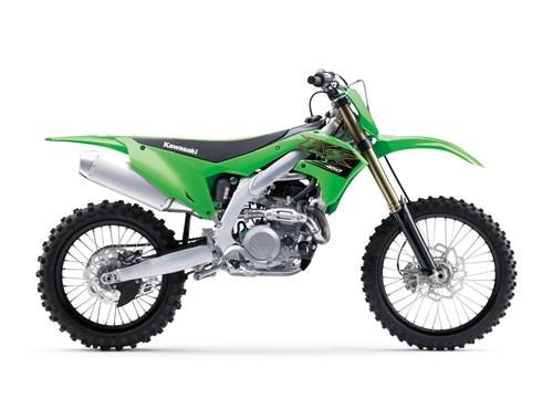 Kawasaki MODELLE Kawasaki KX450