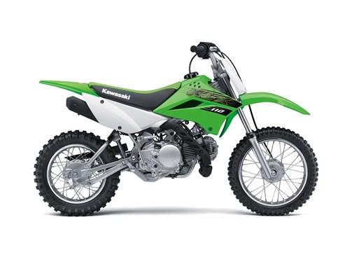 Kawasaki MODELLE Kawasaki KLX 110