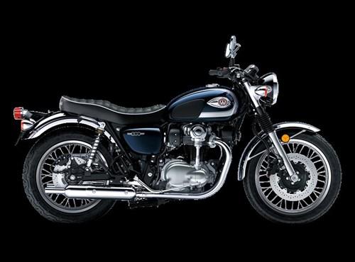 Kawasaki MODELLE Kawasaki W 800