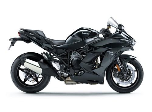 Kawasaki MODELLE Kawasaki Ninja H2 SX