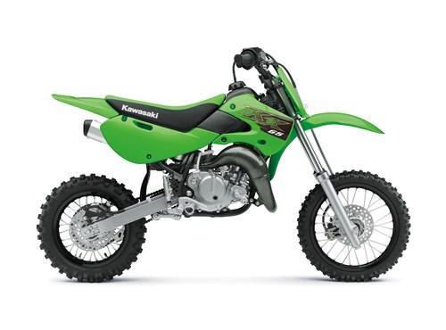 Kawasaki MODELLE Kawasaki KX65