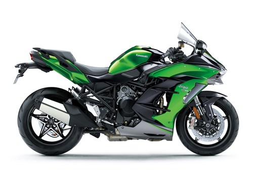 Kawasaki MODELLE Kawasaki Ninja H2 SX SE+