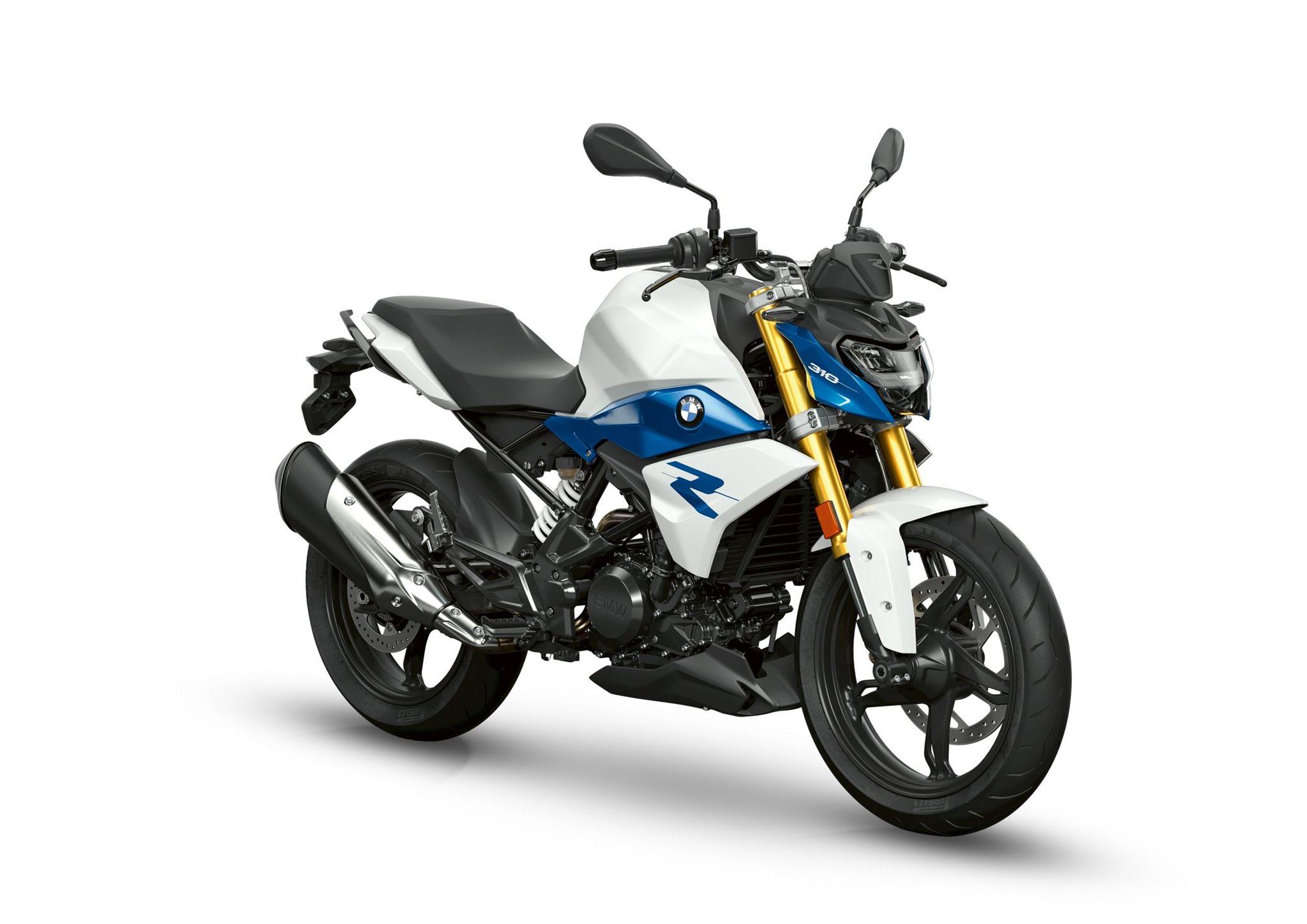 Gebrauchte Und Neue Bmw G 310 R Motorräder Kaufen
