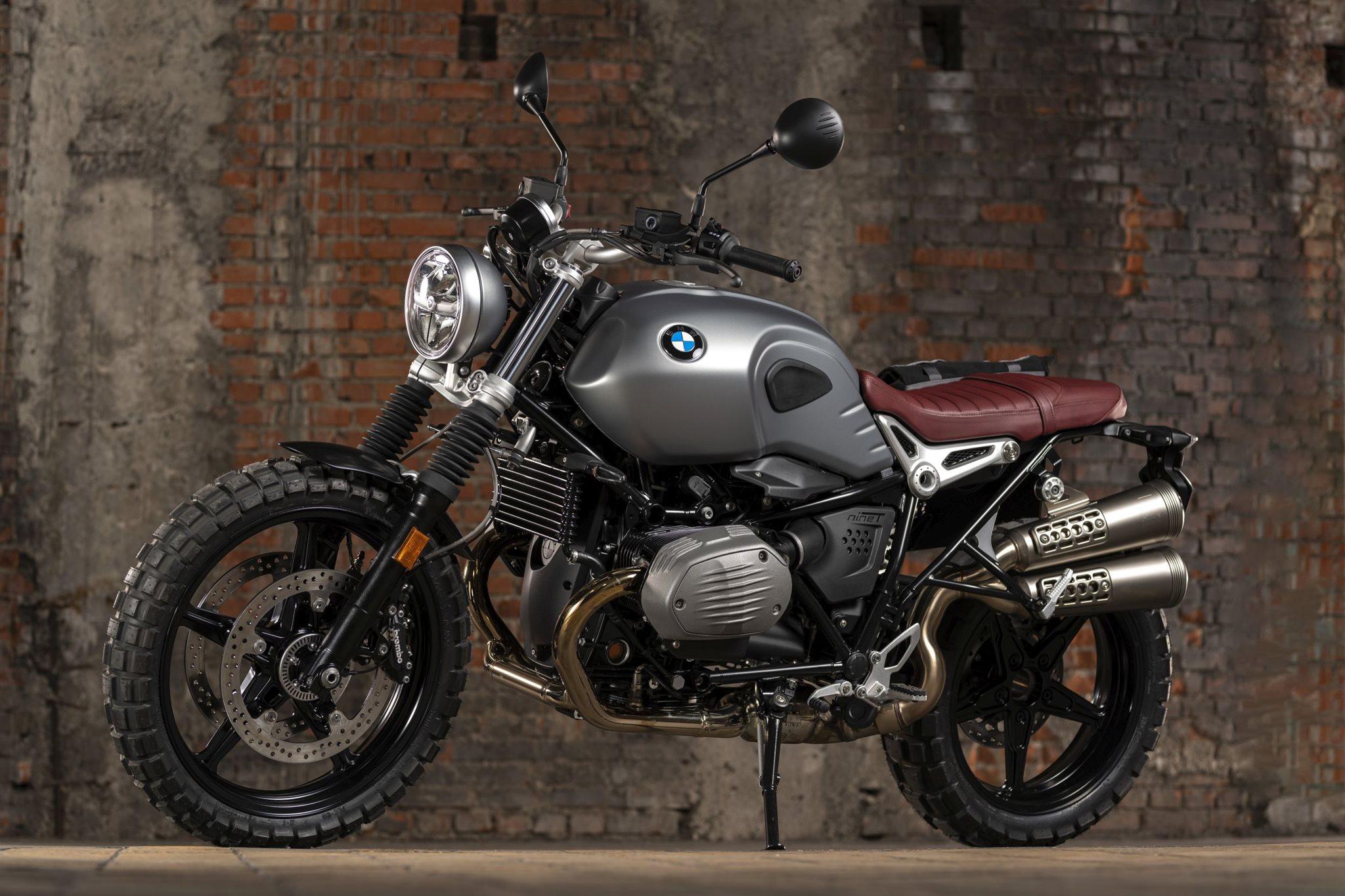 Gebrauchte Und Neue Bmw R Ninet Scrambler Motorräder Kaufen