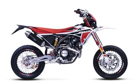 XMF 125 Competition