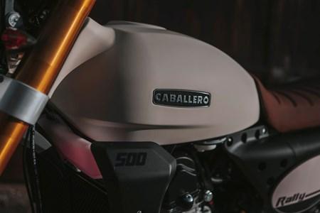 Caballero Rally 500