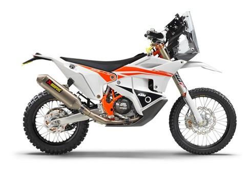 KTM 450 Rally Factory Replica