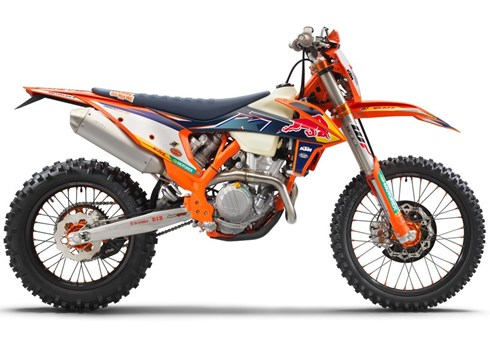 KTM 350 EXC-F Factory Edition