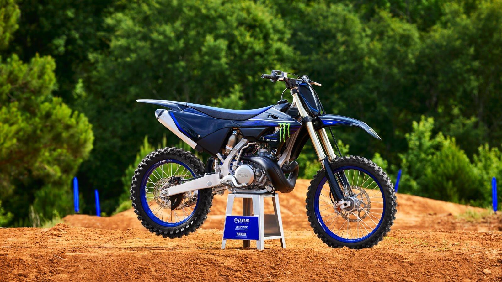 Yamaha YZ250 Monster Energy Yamaha Racing Edition