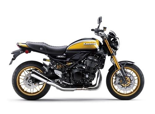Kawasaki MODELLE Kawasaki Z900 RS SE