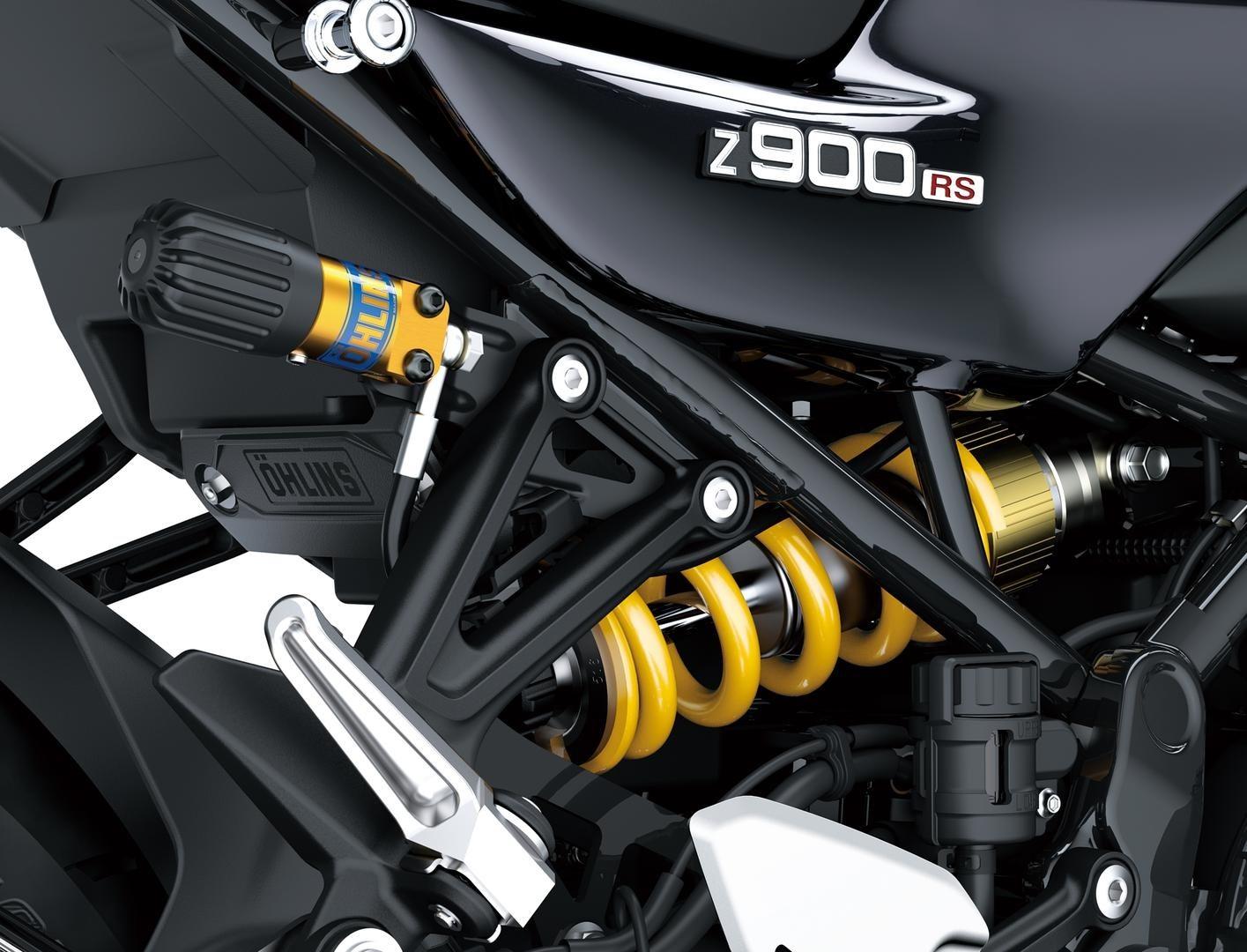 Kawasaki Z900 RS SE