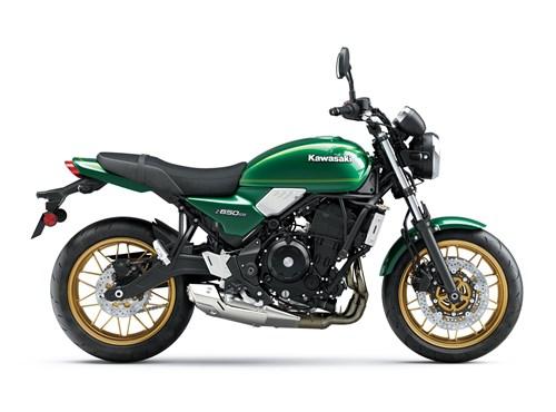 Kawasaki MODELLE Kawasaki Z650RS