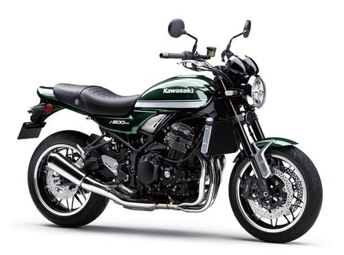 Kawasaki MODELLE Kawasaki Z900 RS