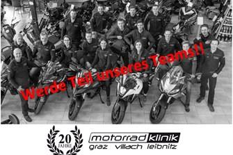 Motorrad Mechaniker - Standort Villach