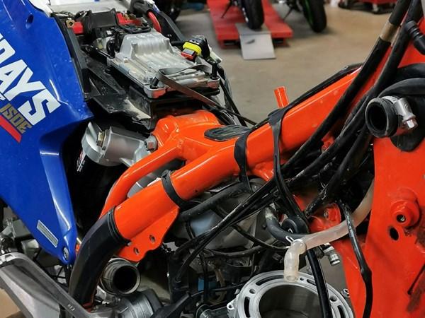 Zweirradmechatroniker Fachbereich Motorrad