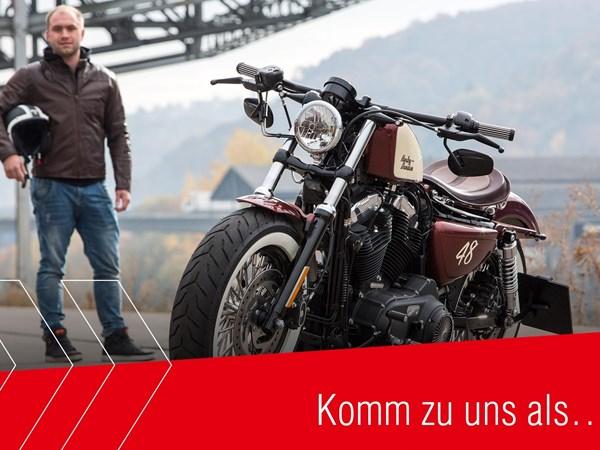 Motorradverkäufer (m/w/d) - Harley-Davidson
