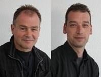 Hermann Wessmann und                        Markus Rehschuh