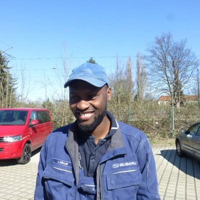 Chiyem Justin Nwajei