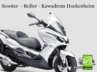 KAWADROM ROLLER Unser Roller Fahrzeugbestand