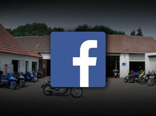 Eils Motorradhandel auf Facebook