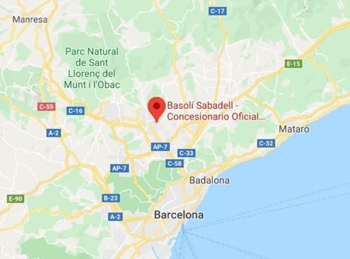 CONTACTO KAWASAKI BASOLÍ SABADELL