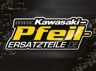 Online Shop Kawasaki Ersatzteile von Zweirad Pfeil