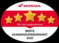 Signet Auszeichnung beste Kundenzufriedenheit 2021