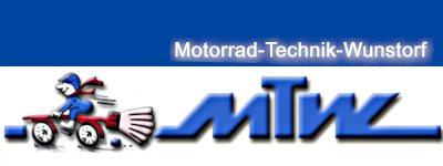 MTW Motorrad-Technik-Wunstorf  Logo