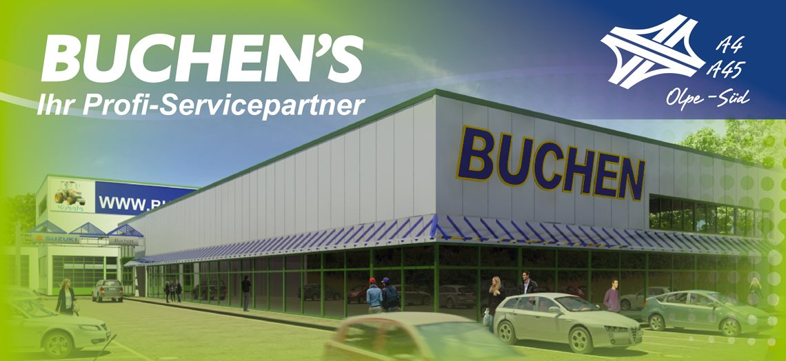 Buchen GmbH Logo