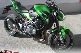 Bild zum Bericht: Optimierte Kawasaki Z900 steht zum Testen bei MB Bike Performance bereit!
