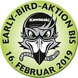 Early-Bird-Aktion