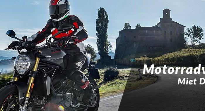 Einfach ein Motorrad mieten - JETZT bei uns ! - schon ab 99,00 Euro / Tag*