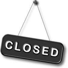 Bild zum Bericht: Fenstertag 14.05.2021 - Betrieb geschlossen!