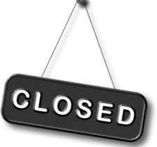 NEWS - Fenstertag 14.05.2021 - Betrieb geschlossen!