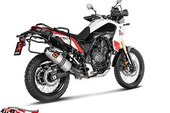 Bild zum Bericht: Yamaha Tènèrè 700: Akrapovic sowie Power Up Paket erhältlich!