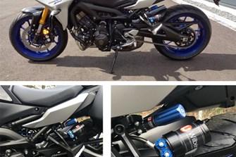Bild zum Bericht: Yamaha MT-09 Tracer: Wilbers Komponenten ab sofort erhältlich!