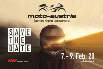 Vorbereitungen für Premiere der moto-austria laufen auf Hochtouren
