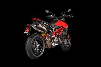 Bild zum Bericht: Ducati Hypermotard 950: Akrapovic verfügbar!