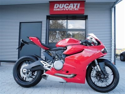JETZT bei uns: NEW DUCATI PANIGALE 899