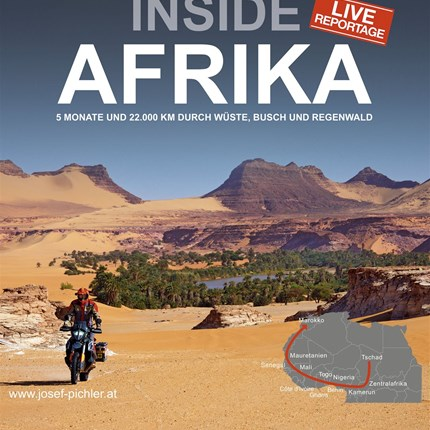 Joe Pichler - INSIDE AFRIKA Es gibt sie noch, die unbekante Welt tief im Herzen des schwarzen Kontinents. Joe Pichler mit einem faszinierenden Vortrag ... Weiter >>