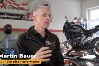 Bild zum Bericht: Neues 1000PS.at Video: Fahrhilfen am Motorrad!