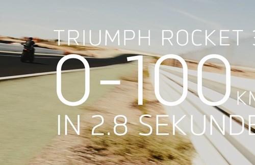 0-100 km/h in 2,8 Sekunden: