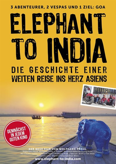 Elephant to India im Würzburger Central