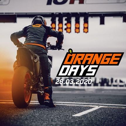 KTM Orange Day 2020  LEIDER ABGESAGT!!      Weiter >>