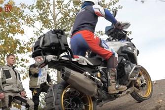 Bild zum Bericht: Neues 1000PS.at Video: Mit der Reise-Enduro ins Gelände!