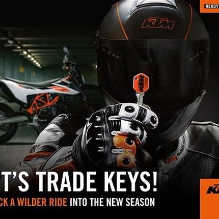 Let`s Trade Keys Aktion LET`S TRADE KEYS    DAS FRÜHJAHR BRINGT FRISCHEN WIND IN DIE GARAGE. SICHERE DIR BIS ZU 1.500 EURO EINTAUSCHPRÄMIE BEIM ... Weiter >>