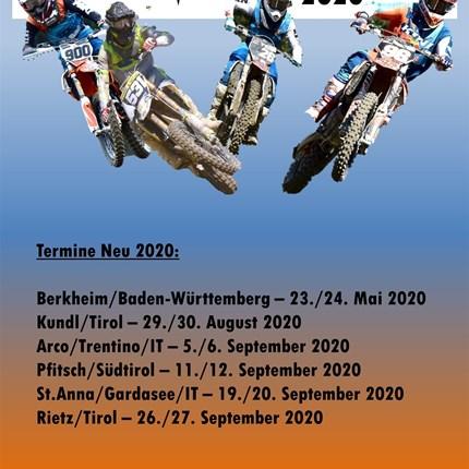 KTM KINI Alpencup 2020  KTM KINI Alpencup 2020  > motocross the alps since 1998     ...früher verband man Corona mit einer Zitrone, die man in ein... Weiter >>