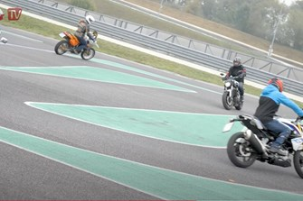 Bild zum Bericht: Neues 1000PS.at Video: Saisonstart am Motorrad