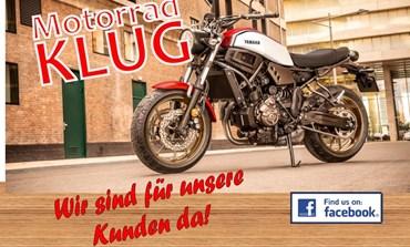 Motorrad Klug ist für seine Kunden da!