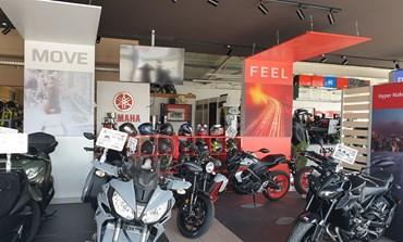 Klug`s neuer Yamaha Shop